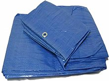 Yuzet Blue 4.5m x 6m Waterproof Tarpaulin Ground