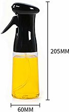 YUZHUKUNGMZ Spice Jars, 210ml oil bottle cooking