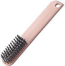 YUZHUKUNGMZXS Shoe Brushes Plastic Shoe Brush,