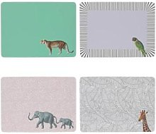 Yvonne Ellen - Animal Placemats by Yvonne Ellen -