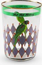 Yvonne Ellen Parrot Highball Glass, 550ml,