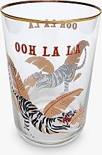 Yvonne Ellen Tiger Highball Glass, 550ml,