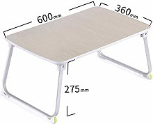 YVX Portable Laptop Bed Table,Lap Desk with
