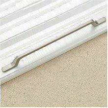 YWF Handles 5 Beads Gray Cabinet Door Handles,