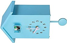 YWS Bird Voices Or Cuckoo Call Design Clock