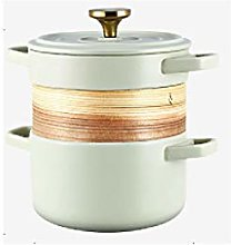 YWSZJ Ceramic Casserole Cooker, Household Gas Soup