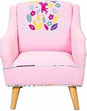 YWSZJ Children's Sofa, Blanket Print Soft Warm