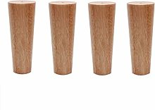 YWTT Furniture Legs in Solid Wood Furniture with