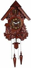 YWTT Original Black Forest Clock with Mechanical