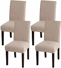 YWTT Stretch Dining Chair Covers Chair Covers for