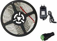 YWXLLight US Plug Waterproof Led Strip Lights SMD
