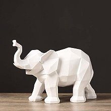 YWYW Carvings for the home Abstract elephant