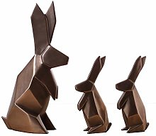 YWYW Rabbit living room TV cabinet desktop