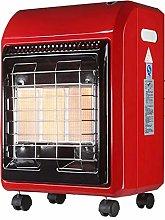 YXFF 4200W Portable Gas Cabinet Heater, Mini Calor