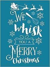 Yxinghai, We Wish You a Merry Christmas