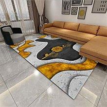 YXISHOME Area Rugs Living Room Bedroom Elegant
