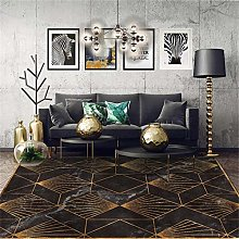 YXISHOME Rugs Living Room - Soft Touch Designer