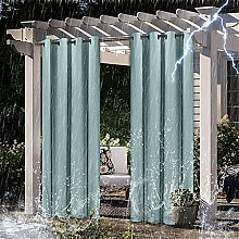 YXJD Outdoor Curtain for Patio