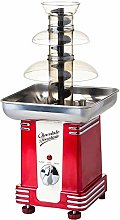YXQQ 3-Tier Chocolate Fountain, Electric Stainless