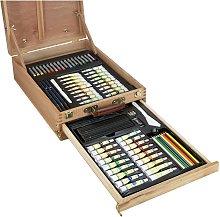 YXSH Portable Art Chest - 150 Pieces