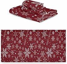 YXUAOQ Bath Towels Bathroom Sets Christmas Holiday