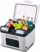 YXWbx Car refrigerator 26L Electric Cool Box -