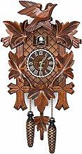 yxx 2021 German Black Forest Cuckoo Clock, New