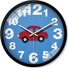 Yxx max -Wall Clock Wall Clock, 12-inch Silent