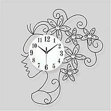Yxx max -Wall Clock Wall Clock, Hollow Design