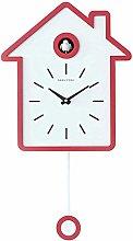 yxx Modern Cuckoo Clock for Kids Home Decorative