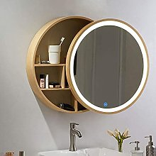 YXZN Medicine Cabinet with Mirror and Lights
