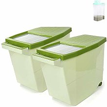 YXZQ Kitchenware, Large Food Storage Container Dry