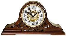 YYAI-HHJU Fireplace Clock Fireplace Clock Living