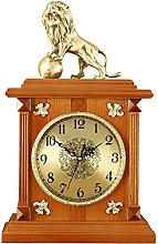 YYAI-HHJU Retro Table Clocks , Table Clock With