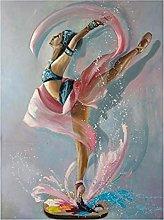 YYAYA.DS Print on canvas wall art Abstract