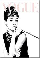 YYAYA.DS Print on canvas wall art Fashion Poster