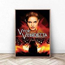 YYAYA.DS Print on canvas wall art V for Vendetta