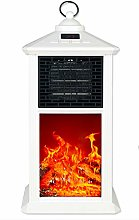 YYBF Electric fireplace with LED flame effect-1800