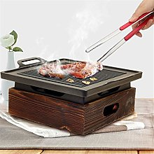 YYCHJU Foldable and portable outdoor charcoal bbq