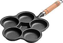 YYCHJU Saute Pan Induction Suitable Chef Pan