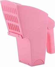 YYDZ Cat litter shovel, self-cleaning, plastic,