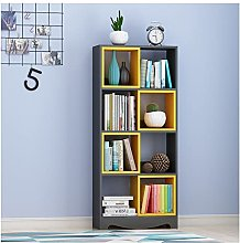 YYFANGYF Bookshelf,Wooden Children's