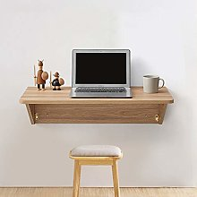 YYHJ Wall Mounted Fold Down Table,Solid Wood