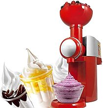 YYhkeby Electric Ice Cream Maker- Frozen Fruit
