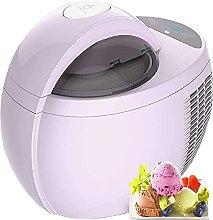 YYhkeby Soft Ice Cream Machine 1L Digital Ice