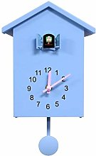 YYIFAN Cuckoo Clock Bracket Clock Wall Clock,Cute