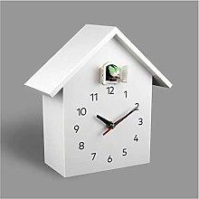 YYIFAN Cuckoo Clock Large Birdhouse, Modern Simple