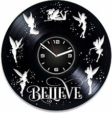YYIFAN Elf fairy cartoon Handmade Vinyl Record
