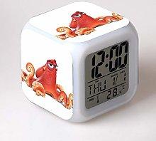 Yyoutop Children's alarm clock color changing