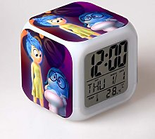 Yyoutop Children from the inside out, alarm clock